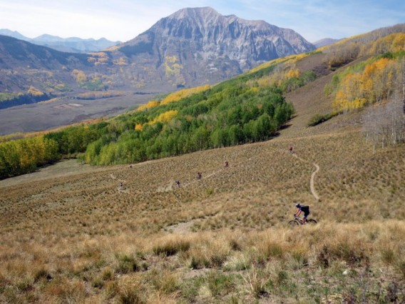 The Endless Singletrack of Crested Butte, CO