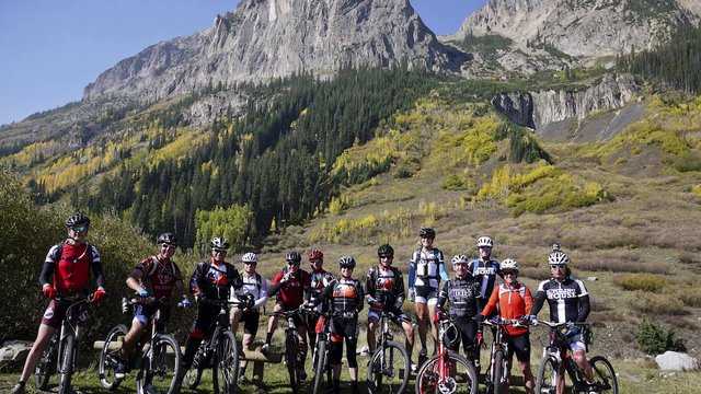 Crested Butte Mountain bike Camp -The Cycling House