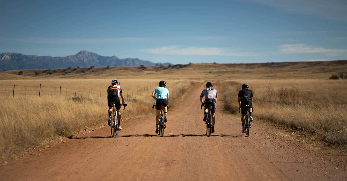 Arizona Gravel Camp - Tucson cycling trip