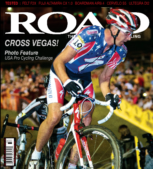 ROAD Magazine, The Cycling House